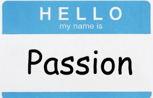 Hello My Name Is Passion